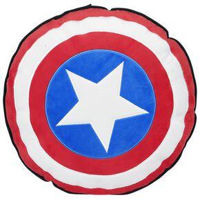 Captain America Bouclier Coussin décoratif multicolore