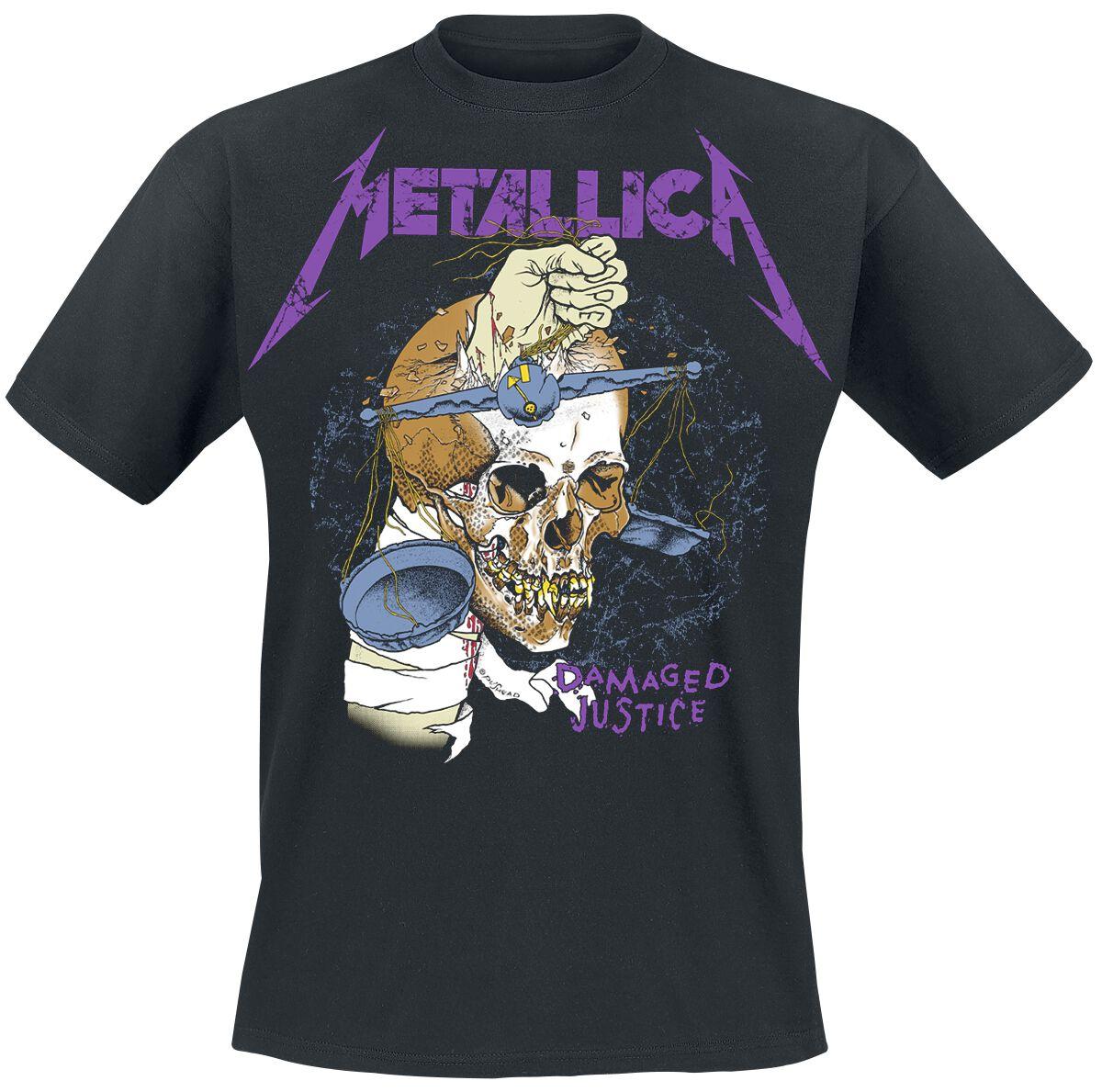 Metallica Damage Hammer - Männer - schwarz