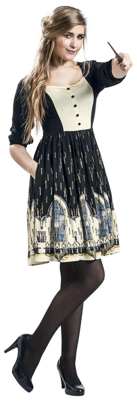 Image of   Harry Potter Great Hall Kjole multifarvet