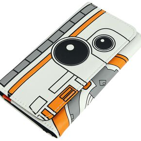 Star Wars BB-8 Portefeuille multicolore