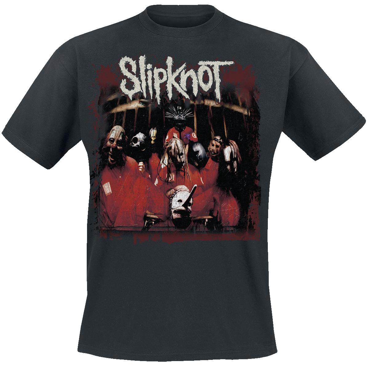 Slipknot - Debut Album - T-Shirt - black image