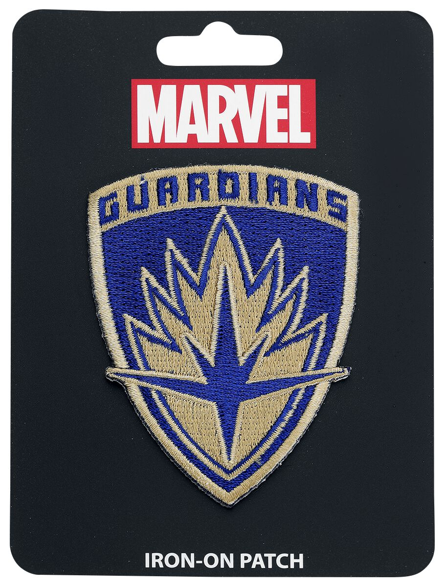 Image of   Guardians Of The Galaxy Loungefly - Logo Patch multifarvet