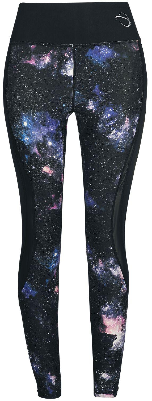 Marki - Spodnie długie - Spodnie dresowe damskie Her Universe Galaxy Spodnie dresowe damskie wielokolorowy - 362120