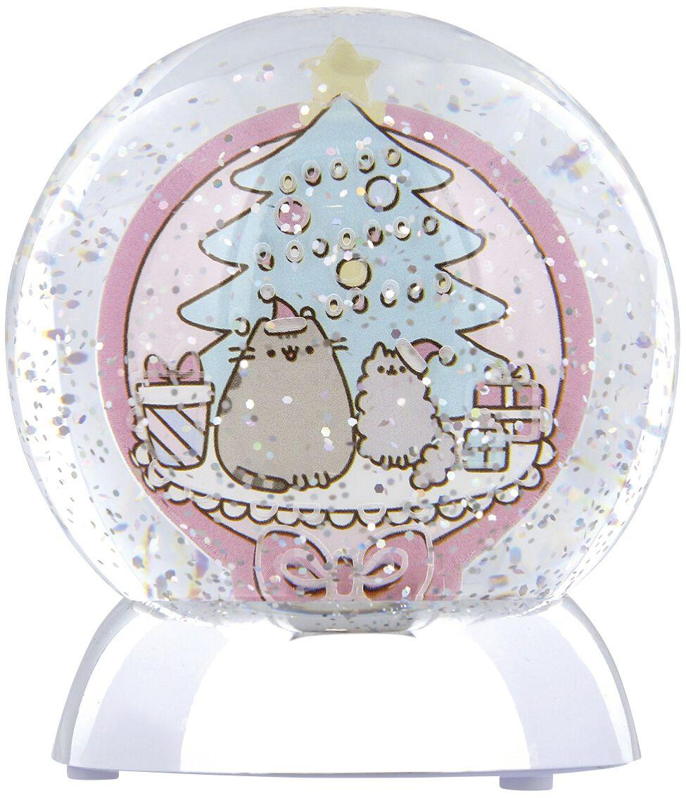 Fun & Trends - Lampy i Oświetlenie - Lampa Pusheen Waterdazzler Globe Lampa standard - 362177