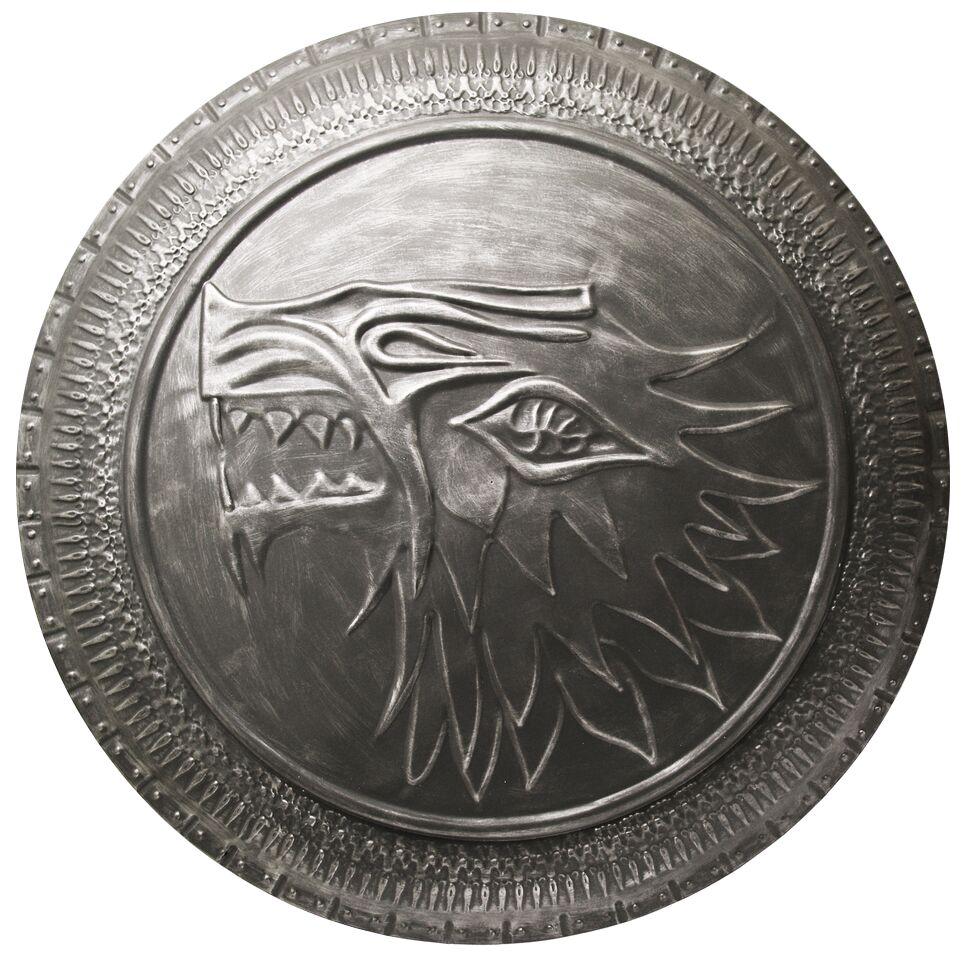 Image of   Game Of Thrones Stark Schild Replikavåben Standard