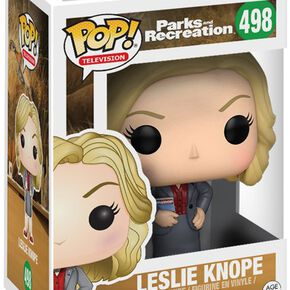 Figurine Pop! Leslie Knope Parks & Rec