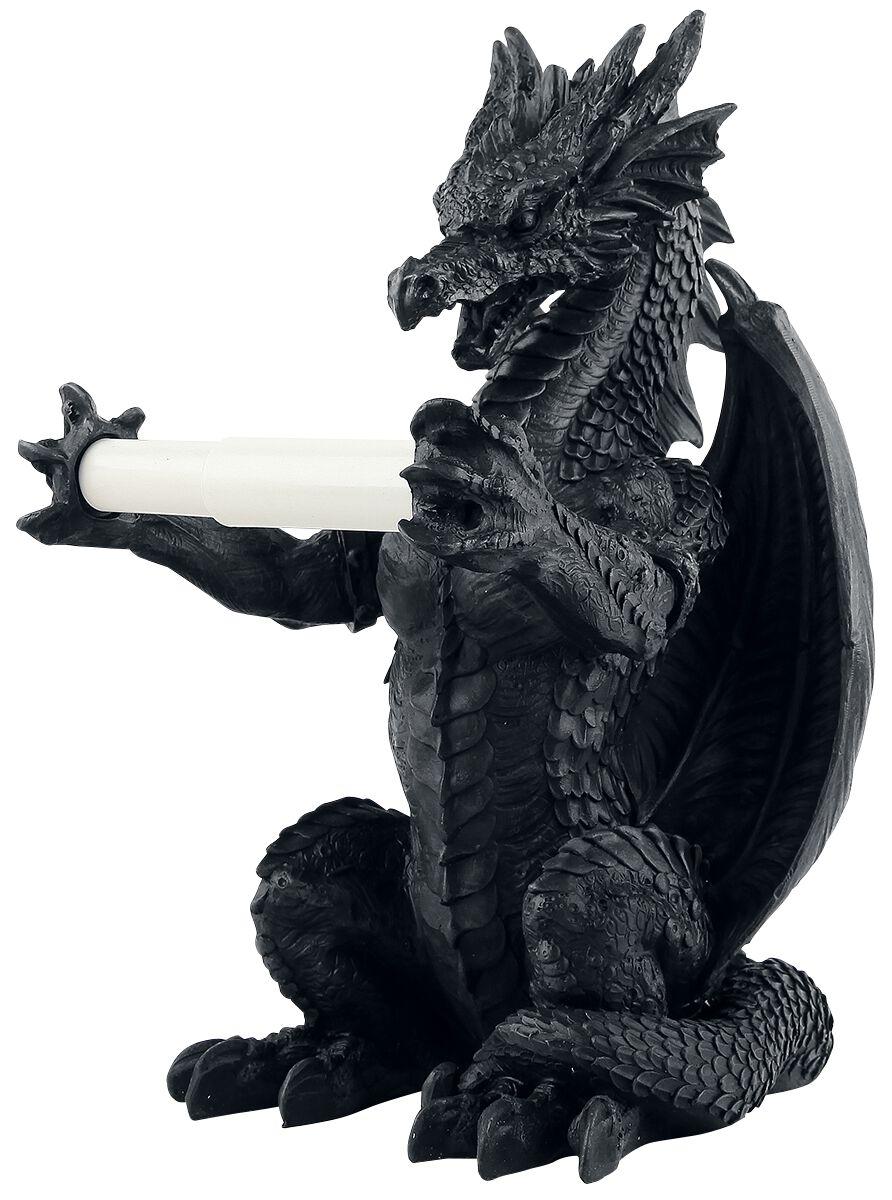 Nemesis Now Dragon Toilet Buddy Toilettenpapier...