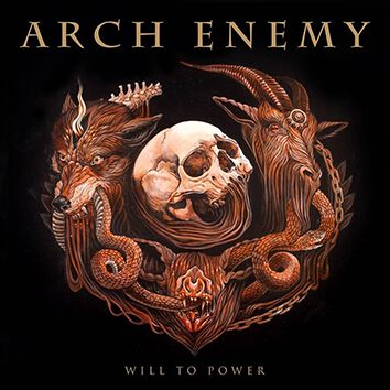 Image of   Arch Enemy Will to power CD standard
