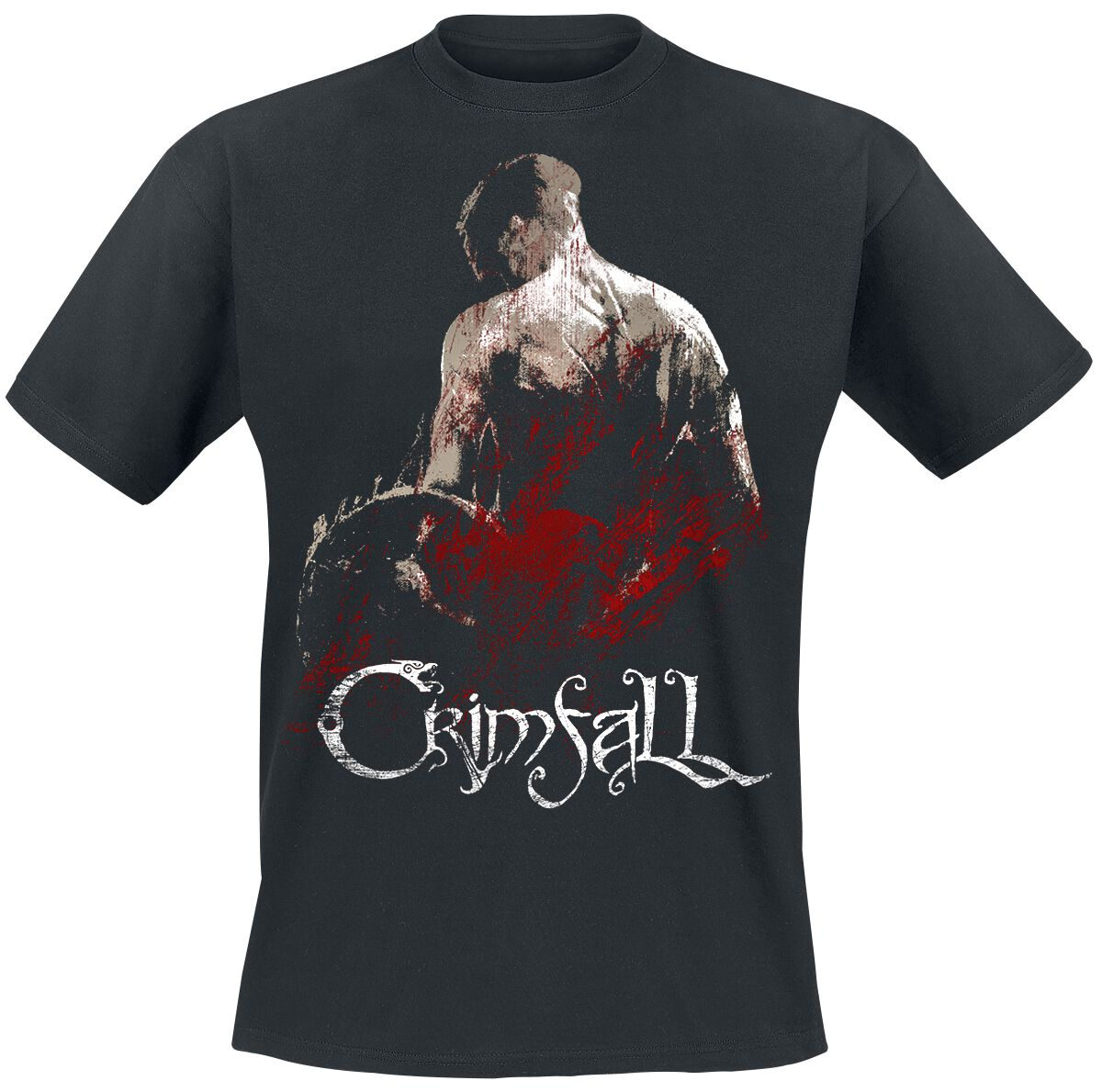Image of   Crimfall Amain T-Shirt sort