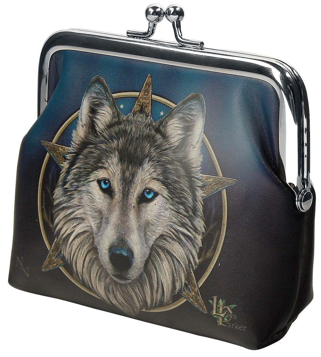 Image of   Nemesis Now Wild One Coin Purse Pung Standard