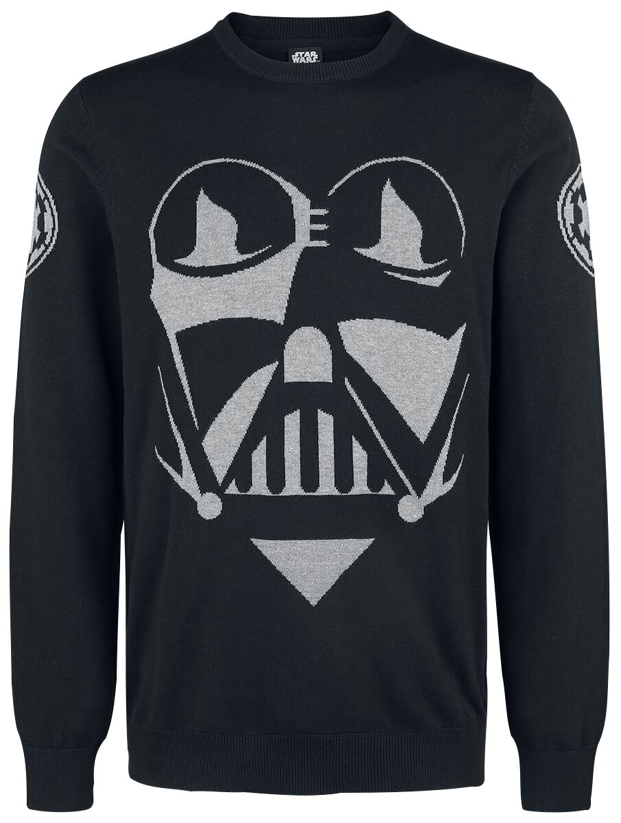 Image of   Star Wars Darth Vader Pullover sort