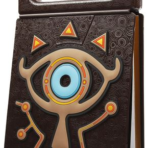 The Legend Of Zelda Breath Of The Wild - Sheikah - Carnet De Croquis Bloc dessin multicolore