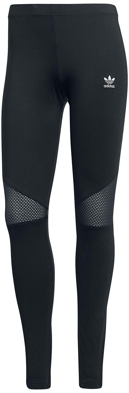 Hosen für Frauen - Adidas CLRDO Leggings Leggings schwarz  - Onlineshop EMP