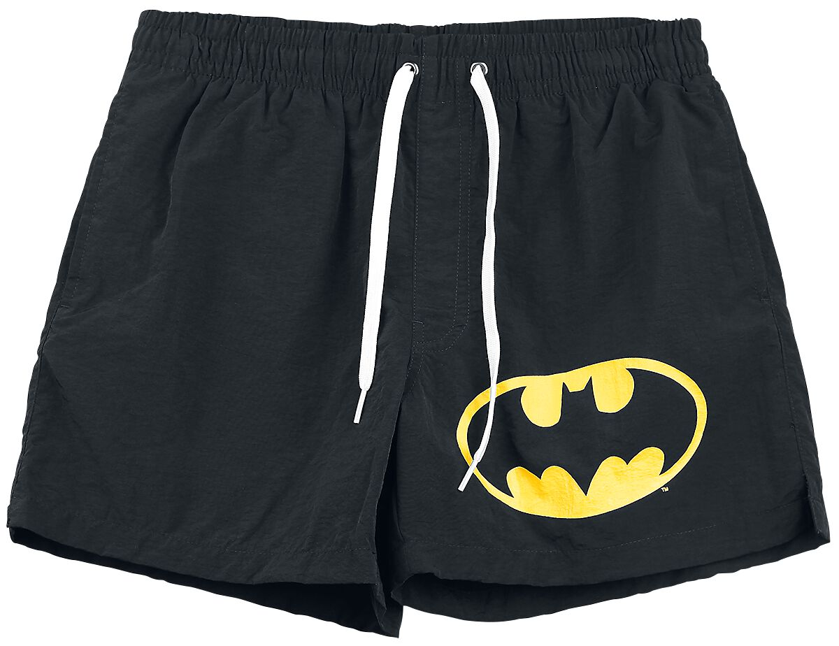 Image of   Batman Logo Badeshorts sort