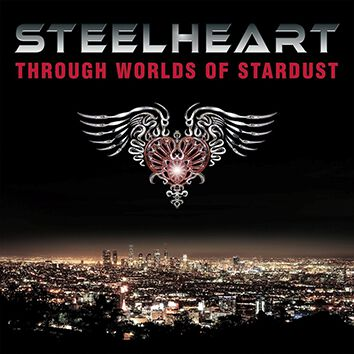 Steelheart Through worlds of stardust CD Standard