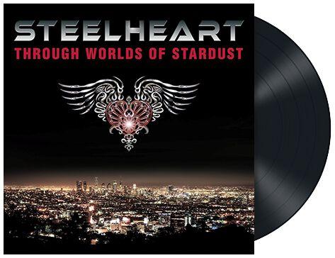 Steelheart Through worlds of stardust LP Standard