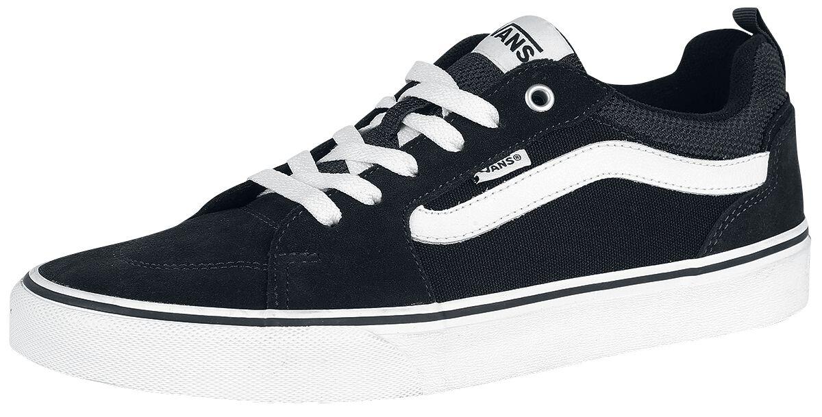 Image of   Vans Filmore Sneakers sort-hvid