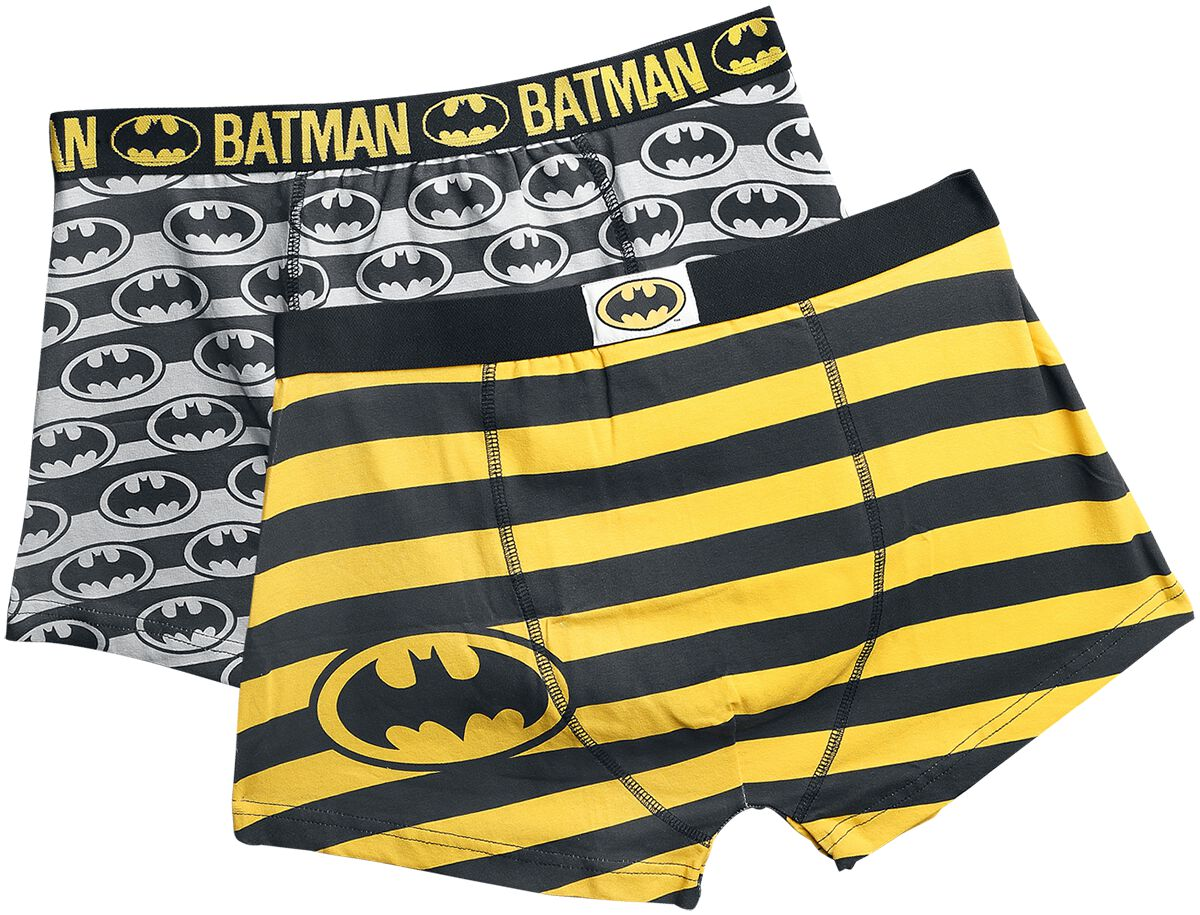 Image of   Batman Logo Boxershorts multifarvet