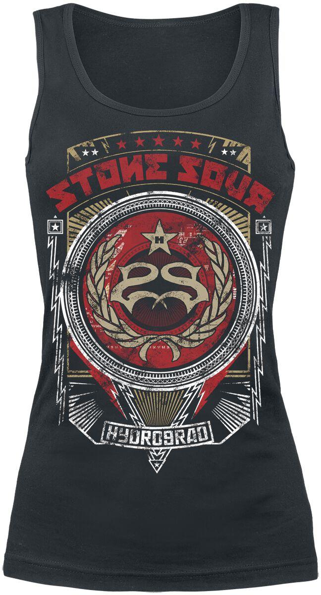 Stone Sour Hydrograd Girl-Top schwarz