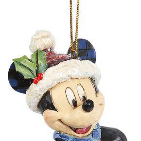 Mickey & Minnie Mouse Mickey Boule de Noël Standard