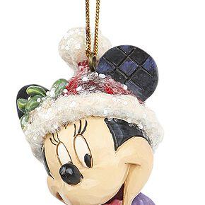 Mickey & Minnie Mouse Minni Boule de Noël Standard