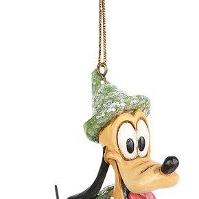 Mickey & Minnie Mouse Pluto Boule de Noël Standard