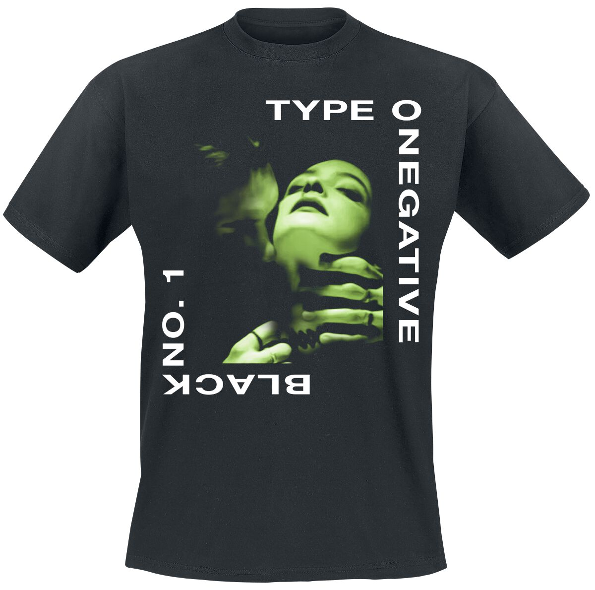 Zespoły - Koszulki - T-Shirt Type O Negative Black No. 1 T-Shirt czarny - 363534