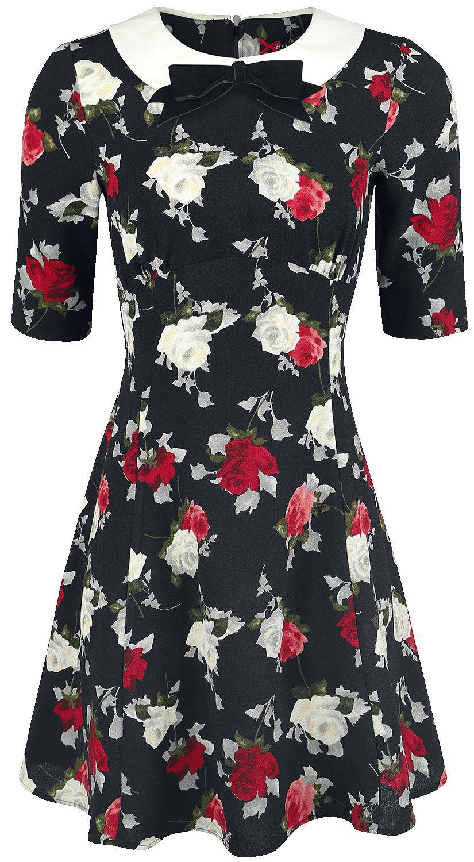 Hell Bunny Selma Mini Dress Sukienka czarny