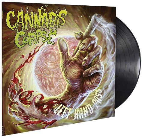 Cannabis Corpse Left hand pass LP Standard