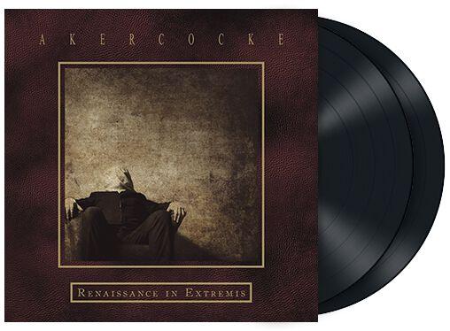 Image of Akercocke Renaissance in extremis 2-LP Standard