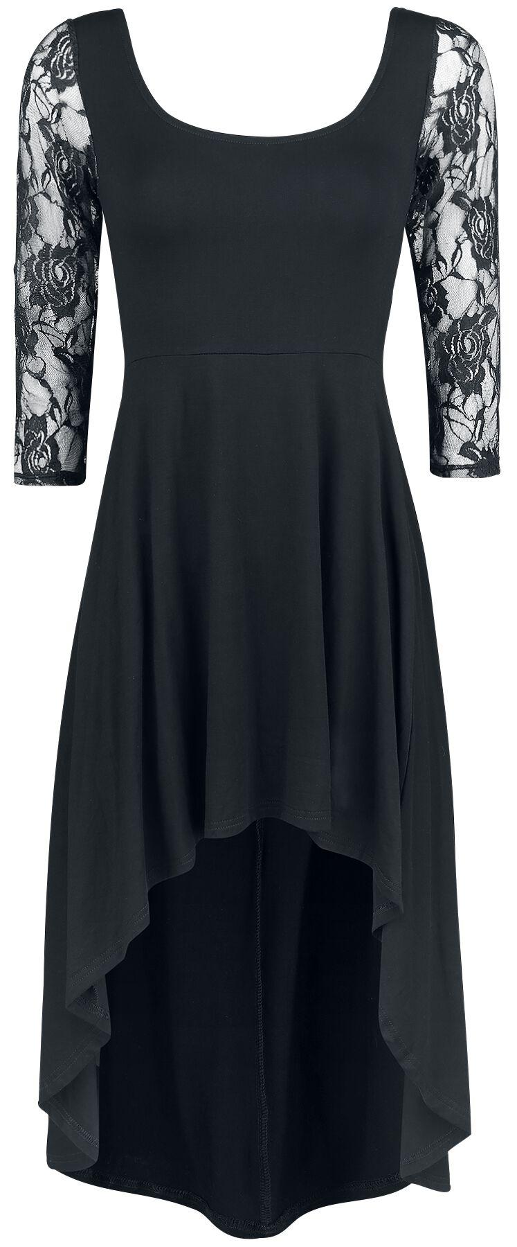 Black Premium by EMP To Make A Long Story Short Sukienka czarny