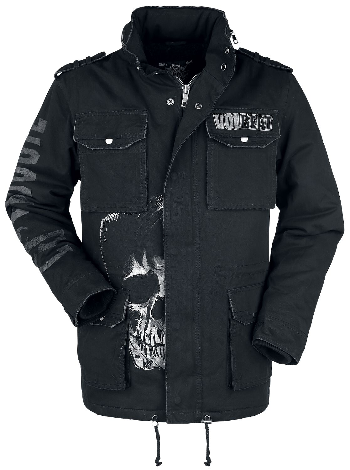 Image of   Volbeat EMP Signature Collection Jakke sort