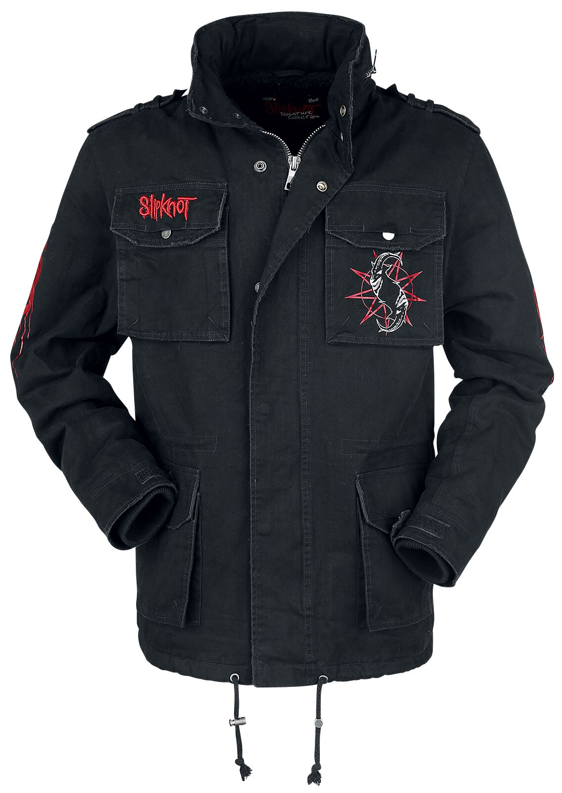 Image of   Slipknot EMP Signature Collection Jakke sort