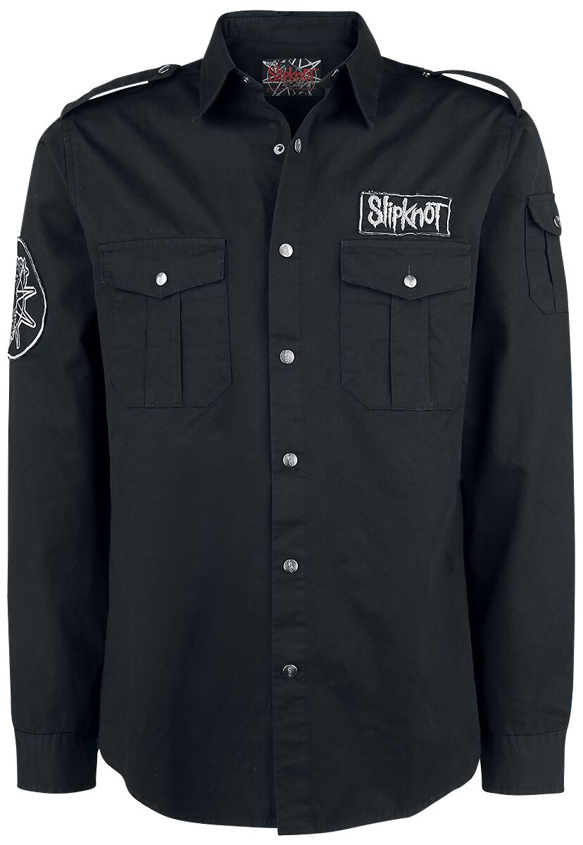 Image of   Slipknot EMP Signature Collection Skjorte sort