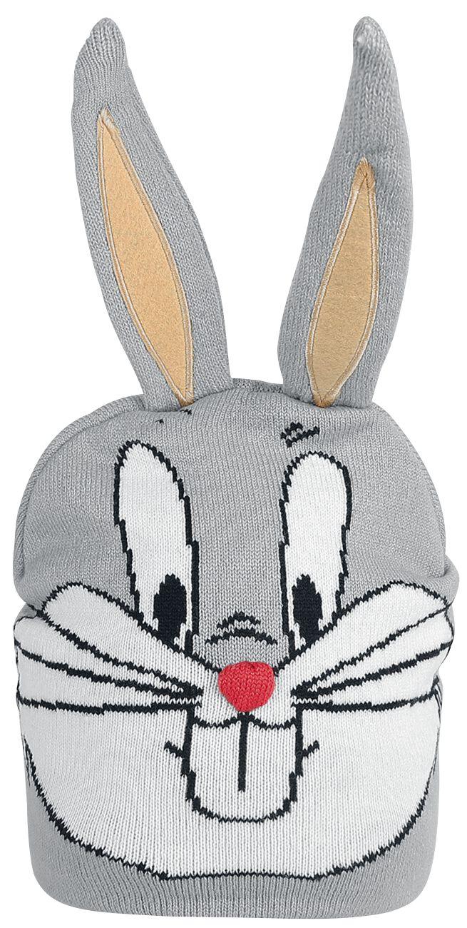Merch dla Fanów - Czapki i Kapelusze - Beanie Looney Tunes Bugs Bunny - mit Ohren Beanie wielokolorowy - 363675