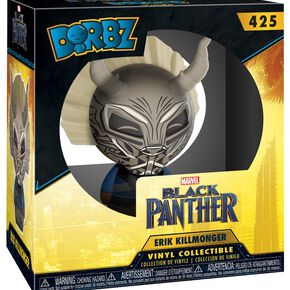 Figurine Dorbz Erik Killmonger - Black Panther