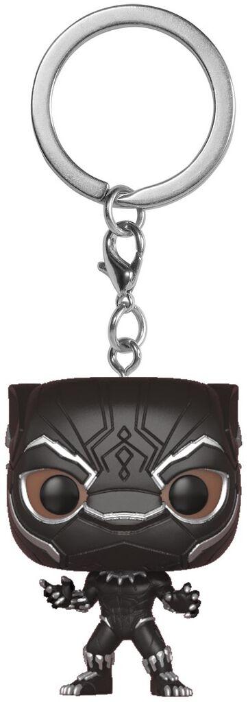 Black Panther Black Panther Schlüsselanhänger S...