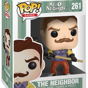 Figurine Pop! The Neighbor - Hello Neighbor