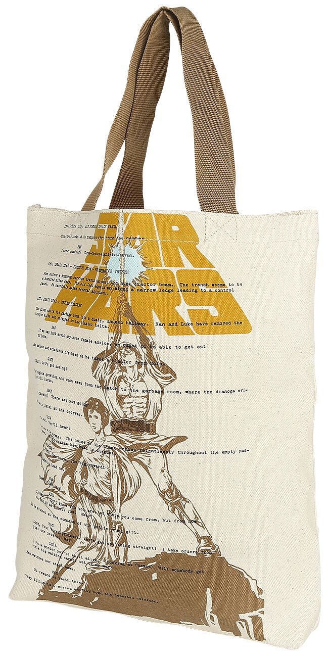 Star Wars Loungefly - Drehbuch Shoppingbag mult...