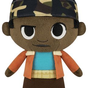 Stranger Things SuperCute Plushies Lucas Figurine en Peluche Standard
