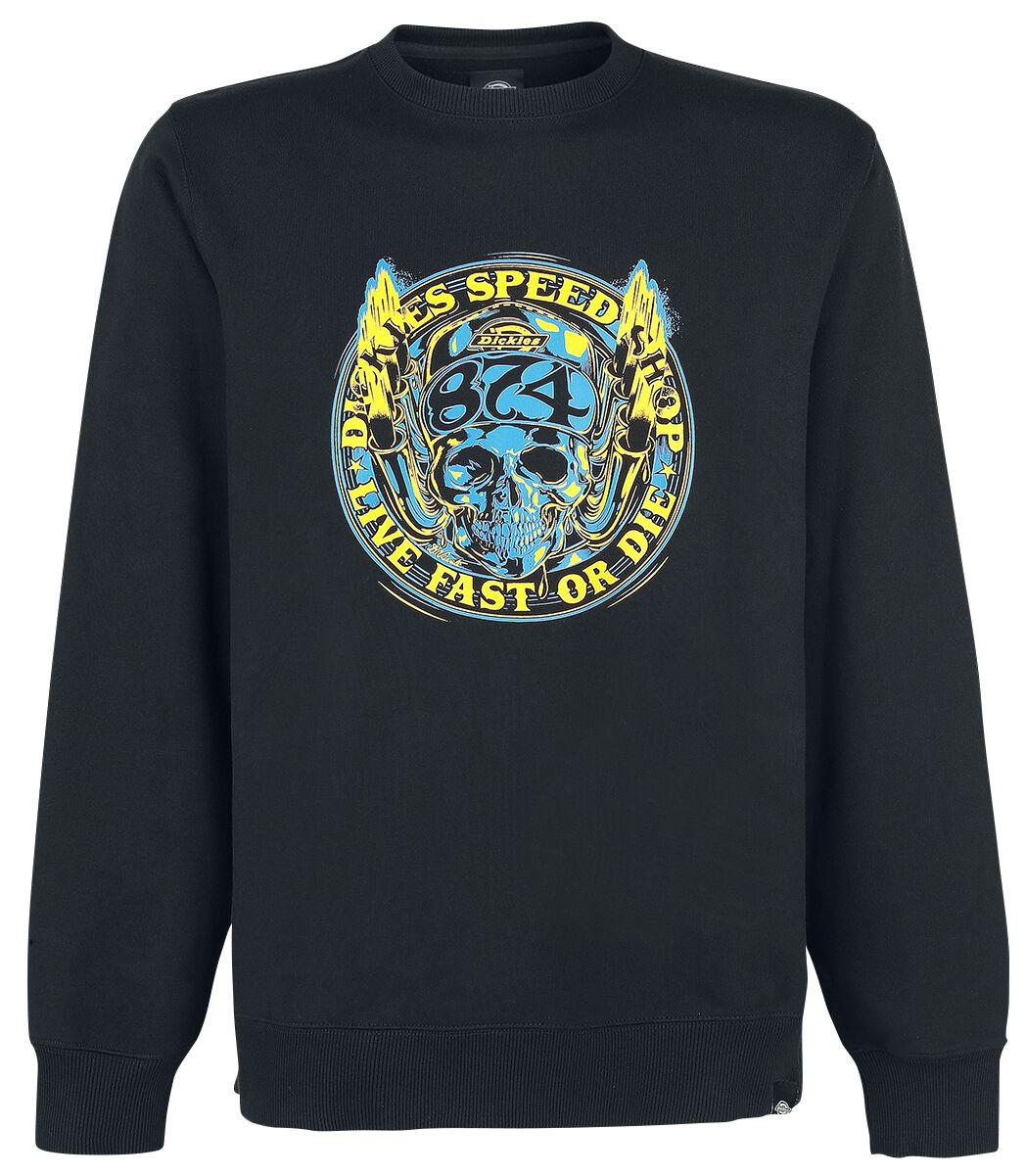 Image of   Dickies Springlake Sweatshirt sort