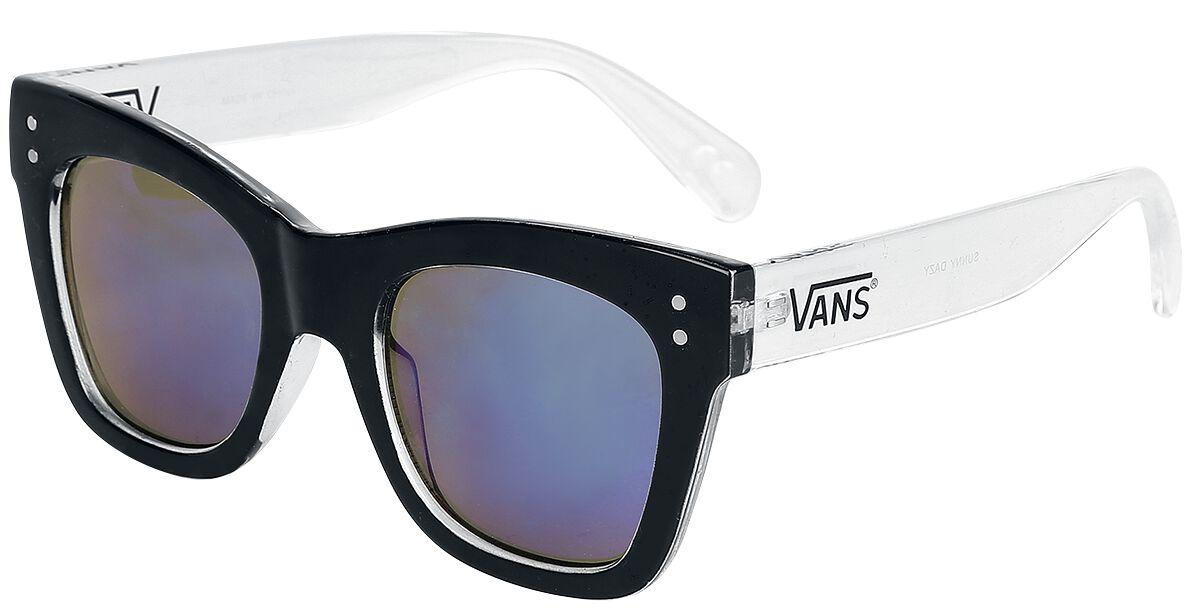 Image of   Vans Sunny Dazy Solbriller sort-hvid-blå