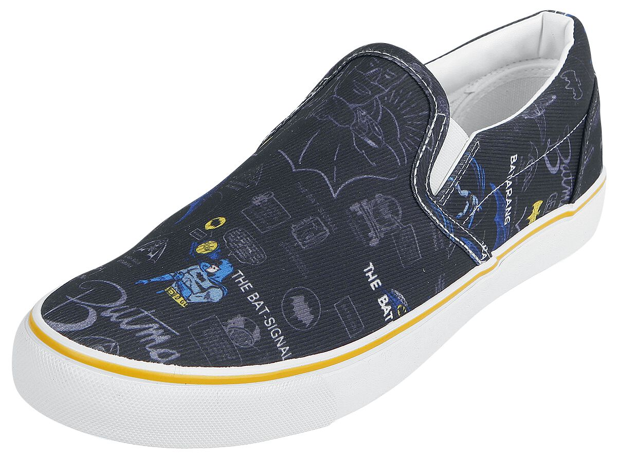 Image of   Batman Comic Sneakers multifarvet