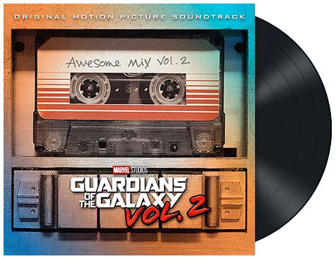 Image of   Guardians Of The Galaxy Awesome Mix Vol. 2 LP standard