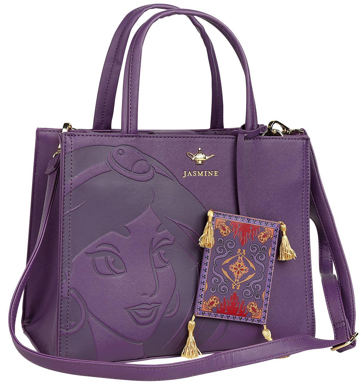 Merch dla Fanów - Torby i Plecaki - Torebka - Handbag Aladyn Jasmine Torebka - Handbag jasnofioletowy (Lilac) - 364128