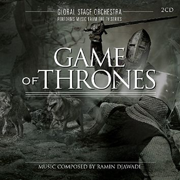 Image of   Game Of Thrones Global stage orchestra: Music from the game of thrones 2-CD standard