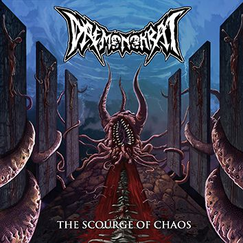 Image of   Daemonokrat The scourge of chaos CD standard