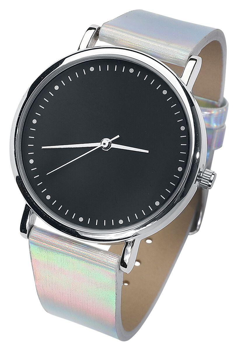 Basics - Zegarki na rękę - Zegarek na rękę Holographic Zegarek na rękę czarny - 364302