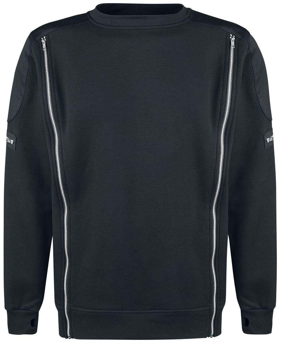 Marki - Bluzy - Bluza Chemical Black Ares Top Bluza czarny - 364341