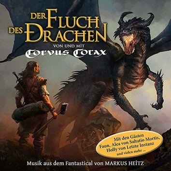 Corvus Corax Der Fluch des Drachen CD Standard